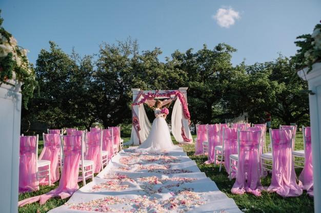 beau mariage exterieur