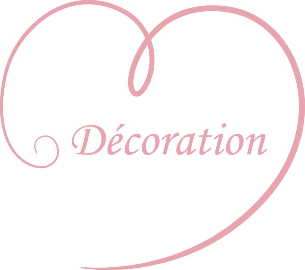 décoration mariage derevetdamour