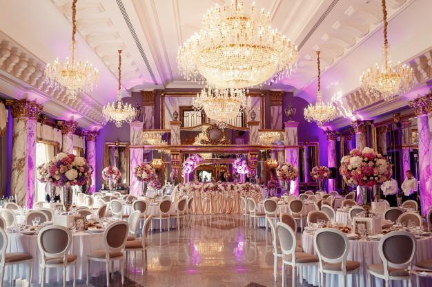 décoration mariage haut de gamme