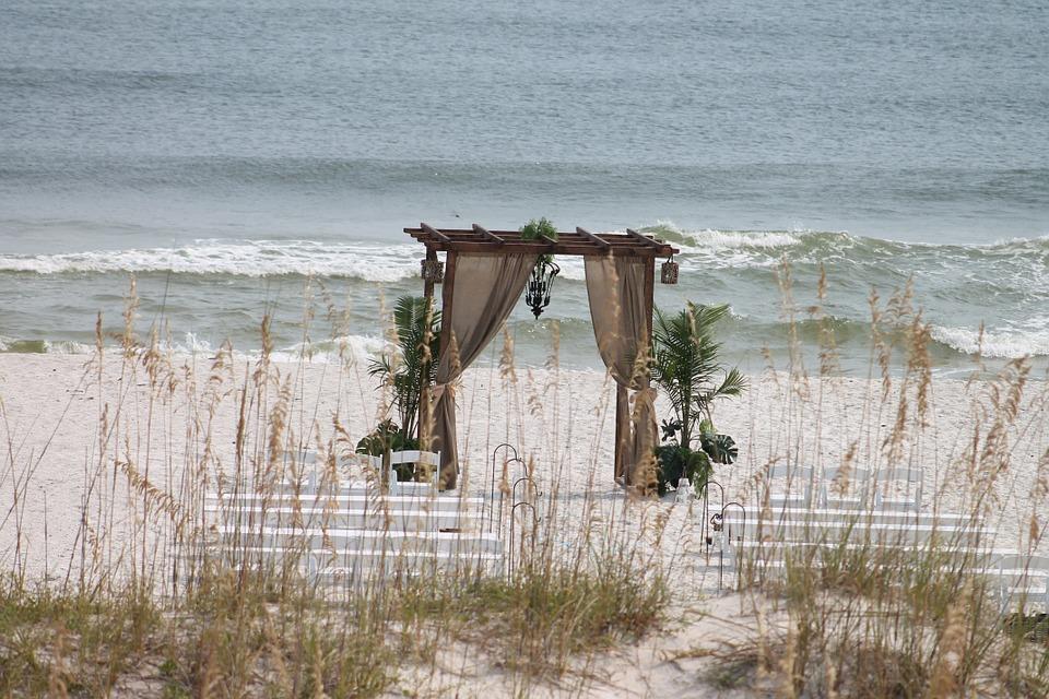 mariage nature plage
